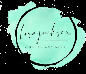 Lisa Jackson Virtual Assistant Logo